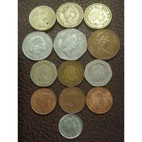 Монеты Королевы. Фунты!