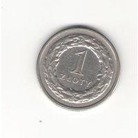 1 злотый 1994. Возможен обмен