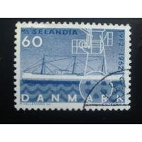 Дания 1962 корабль Зеландия