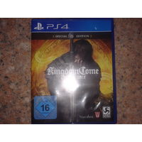 Игра для приставки PlayStation 4 Kingdom Come Deliverance