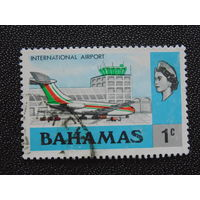 Багамы. Аэропорт.