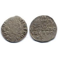 Трояк 1599, Сигизмунд III Ваза, Всхов