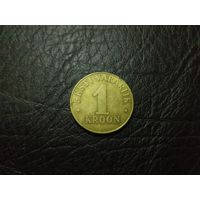 1 крона 1998