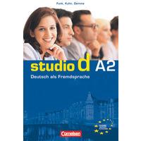Hermann Funk, Christina Kuhn u.a. - studio d (A1, A2, B1, B2) - Студия Д (немецкий язык для взрослых, многоуровневый курс)