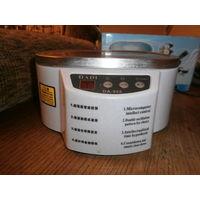 Ультразвуковой очиститель ювелирных изделий 600 мл. DA - 968