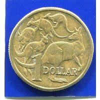 Австралия 1 доллар 1984