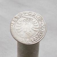 Грош 1530 Сигизмунд I Старый 1506-1544 Прусский заём