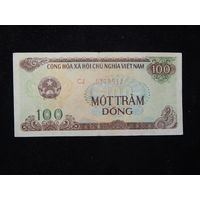 Вьетнам 100 донгов 1991г