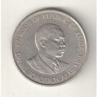 Кения 50 цент 1980