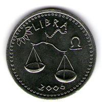 Сомалиленд 10 шиллингов 2006 года.Весы.
