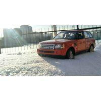 Модель 1:18. Range Rover Sport. Maisto.