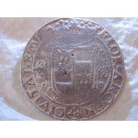 Флорин 28 стуйверов Фердинанд II Емден,  20.16  грамм, в качестве-в коллекцию