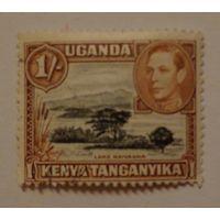 Кения.Уганда.Танганьика.1938. Озеро Найваша