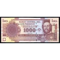 Парагвай / PARAGUAY_2005_1.000 Guaranies_P#222.b_UNC