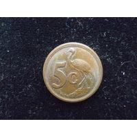 5 центов. 1993г.
