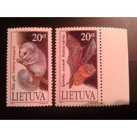 Литва 1994 мыши