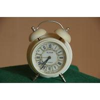 Часы Слава - будильник ( все работает )
