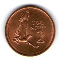 Замбия 2 нгве 1992 года.