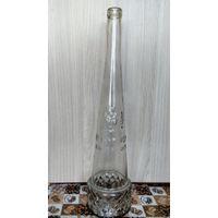Старинная бутылка. Общество Бекманъ и К. С.Петербургъ.