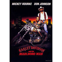 Харлей Дэвидсон и ковбой Мальборо / Harley Davidson and the Marlboro Man