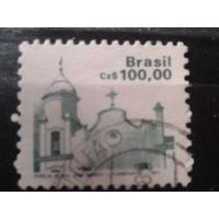 Бразилия 1987 Стандарт, архитектура 100,00