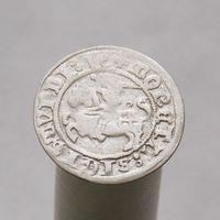 Полугрош 1516 Сигизмунд I Старый 1506-1544 (КОЛЕЧКО НАД ВСАДНИКОМ,РЕДКАЯ)