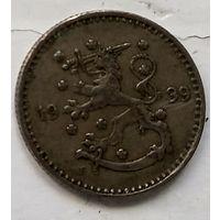 Финляндия 1 марка, 1939 1-2-40