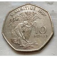 Маврикий 10 рупий, 1997 1-3-25