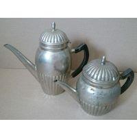 Два старинных чайника из Европы. С 1 рубля! Без МПЦ!