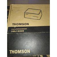 Thomson TCM420 Кабельный модем c рубля
