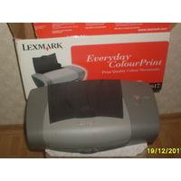 Струйный принтер Lexmark Z-617