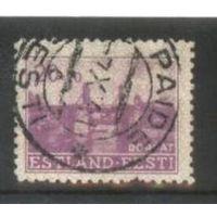 Эстония Герм. оккупация 1941 г
