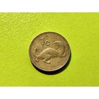 Мальта. 1 цент 1986.