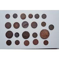 Лот монет РИ (22 штуки).4.