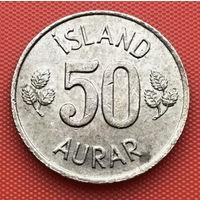 120-06 Исландия, 50 эйре 1969 г.
