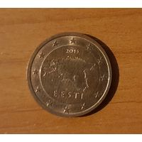 2 евроцента 2015 Эстония
