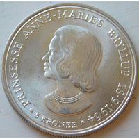 25. Дания 5 крон 1964 год, серебро*