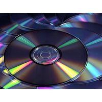 Запись на компакт-диски (CD, DVD) или извлечение информации с них на флешки и другие носители. Продажа новых компакт-дисков для записи