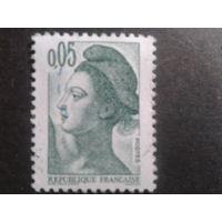 Франция 1982 стандарт 0,05