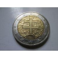 2 евро, Словакия 2011 г., AU