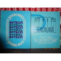 Буклеты 1988
