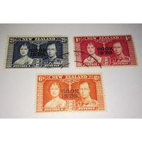 Острова Кука, история, британская колония, полная серия, распродажа