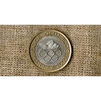 Португалия 200 эскудо 2000 Олимпиада Факел Биметалл //(Ок)