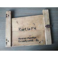 Крышка ящика от   Kart le.Fh.18