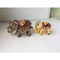 Слон - шкатулка для украшений Цена за 1