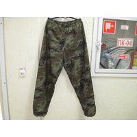 Штаны влагозащитные, размер 54/5-6.