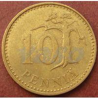 6013:  10 пенни 1981 Финляндия