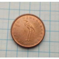 Словения 1 цент 2009г.