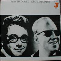 Kurt Edelhagen - Wolfgang Sauer - LP - 1981