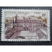 Франция 1957 президентский дворец